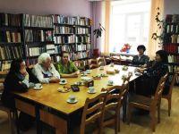 """Путешествие в мир поэзии Вероники Тушновой """"Я говорю с тобой стихами..."""" состоялось в Руднянской библиотеке   Наша добрая Смоленщина"""